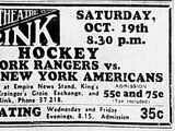 1940–41 New York Rangers season
