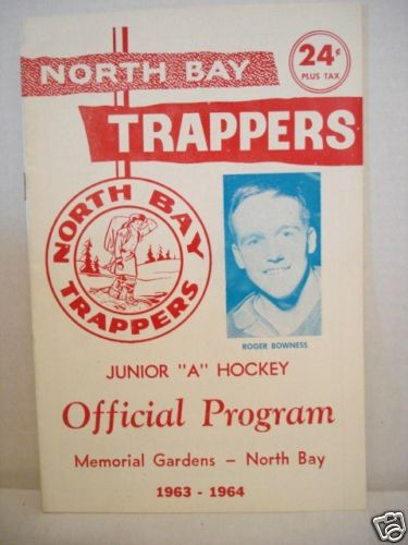 North Bay Trappers (junior)
