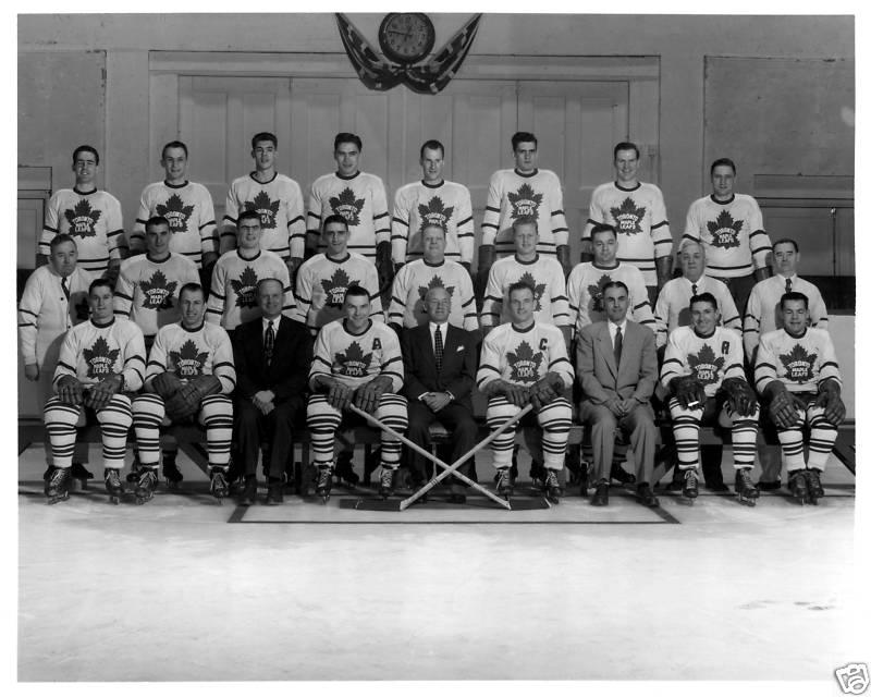 1951–52 Toronto Maple Leafs season