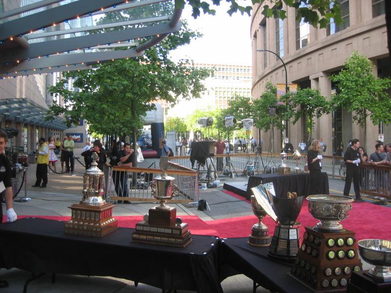 National Hockey League awards