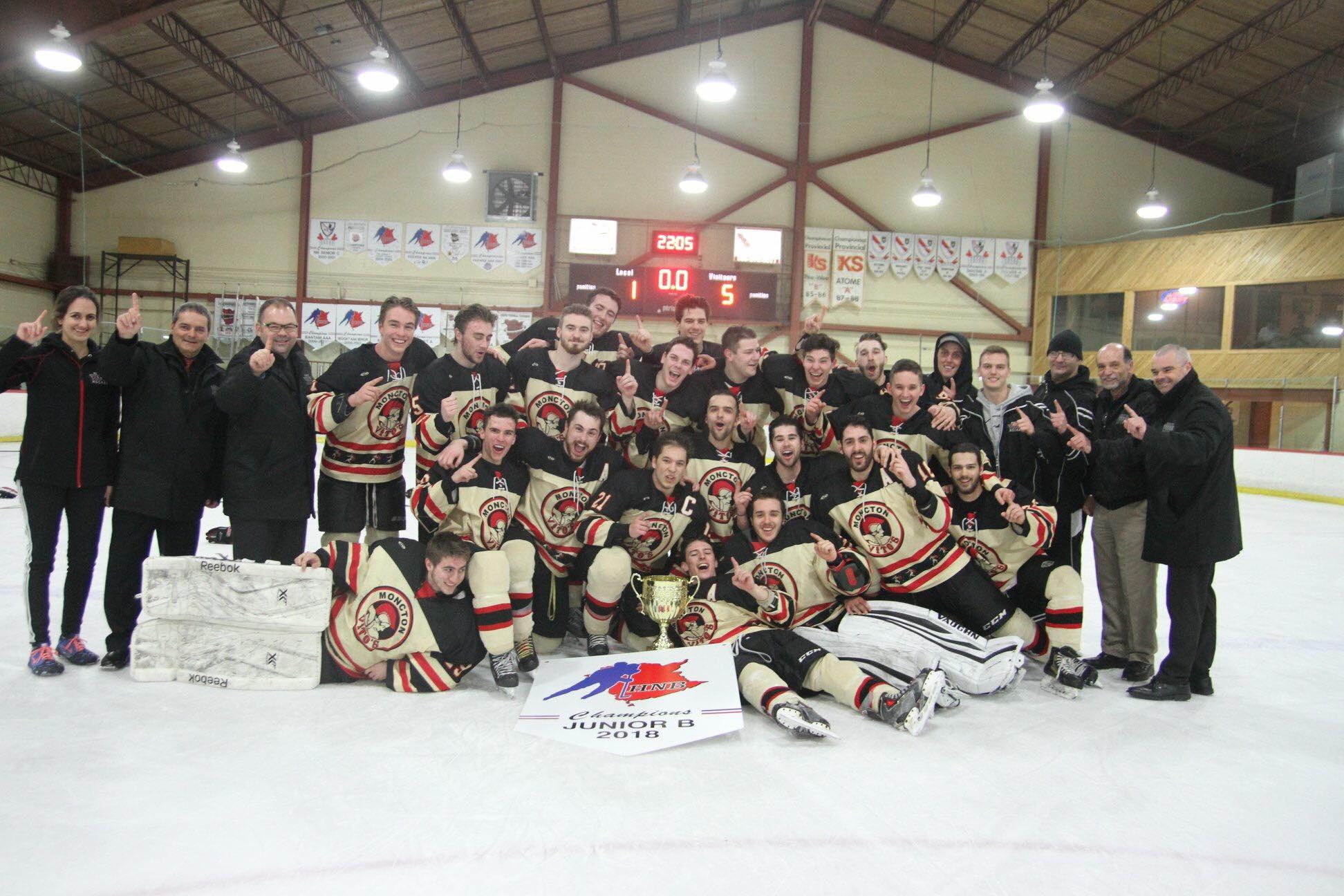 2017-18 NBJHL Season