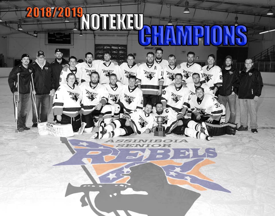 2018-19 Notekeu Hockey League Season