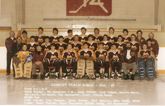 1986-87 GHJHL Season