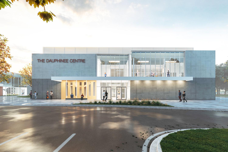 Dauphinee Arena