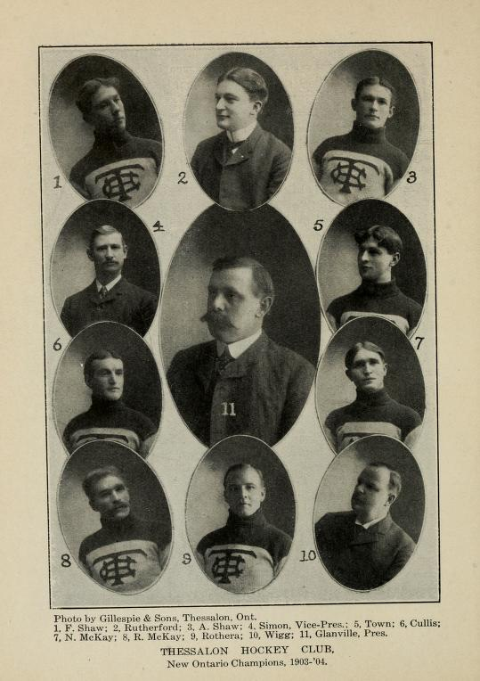1903-04 OHA Intermediate Playoffs