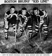 1937-Feb-Kid Line photo
