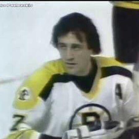 1974 Stanley Cup Finals Game 2 Philadelphia Flyers - Boston Bruins.