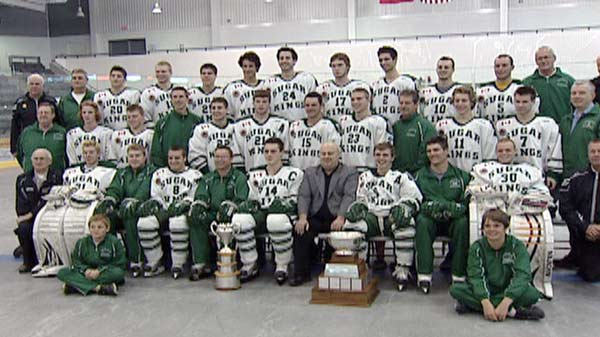 2010-11 GOJHL Season