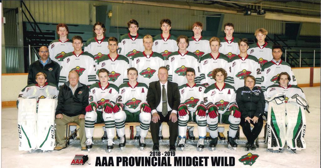2018-19 Winnipeg Wild season
