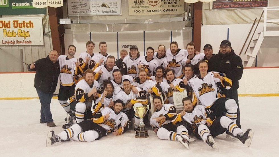 2017-18 Wheatland Hockey League Season