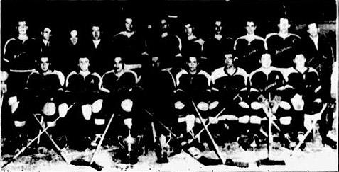 1950-51 Quebec Intermediate Playoffs