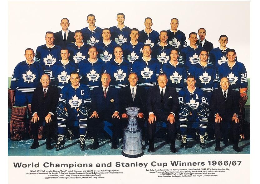 1967 Stanley Cup Finals
