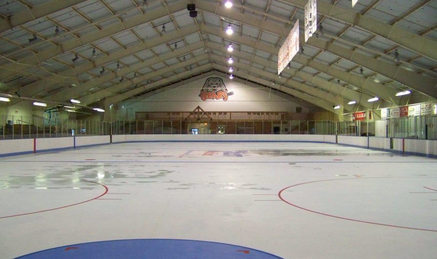 White Bear Lake Sports Center