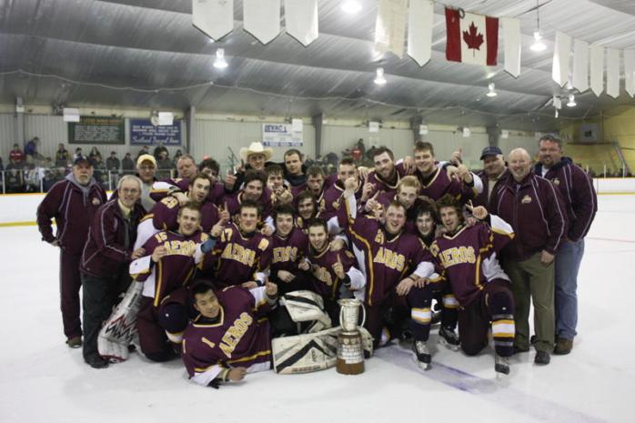 2010-11 EOJHL Season