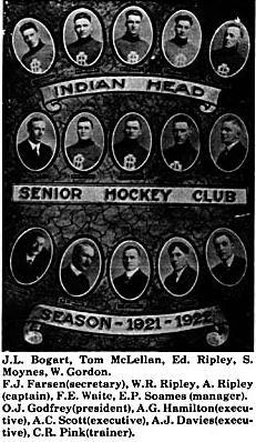 1921-22 Saskatchewan Senior Playoffs