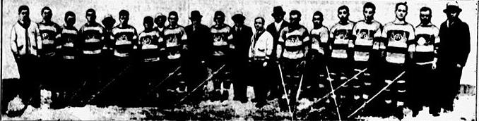 1932-33 Quebec Senior Playoffs