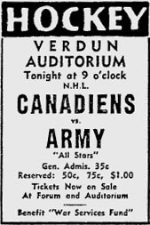 1942–43 Montreal Canadiens season