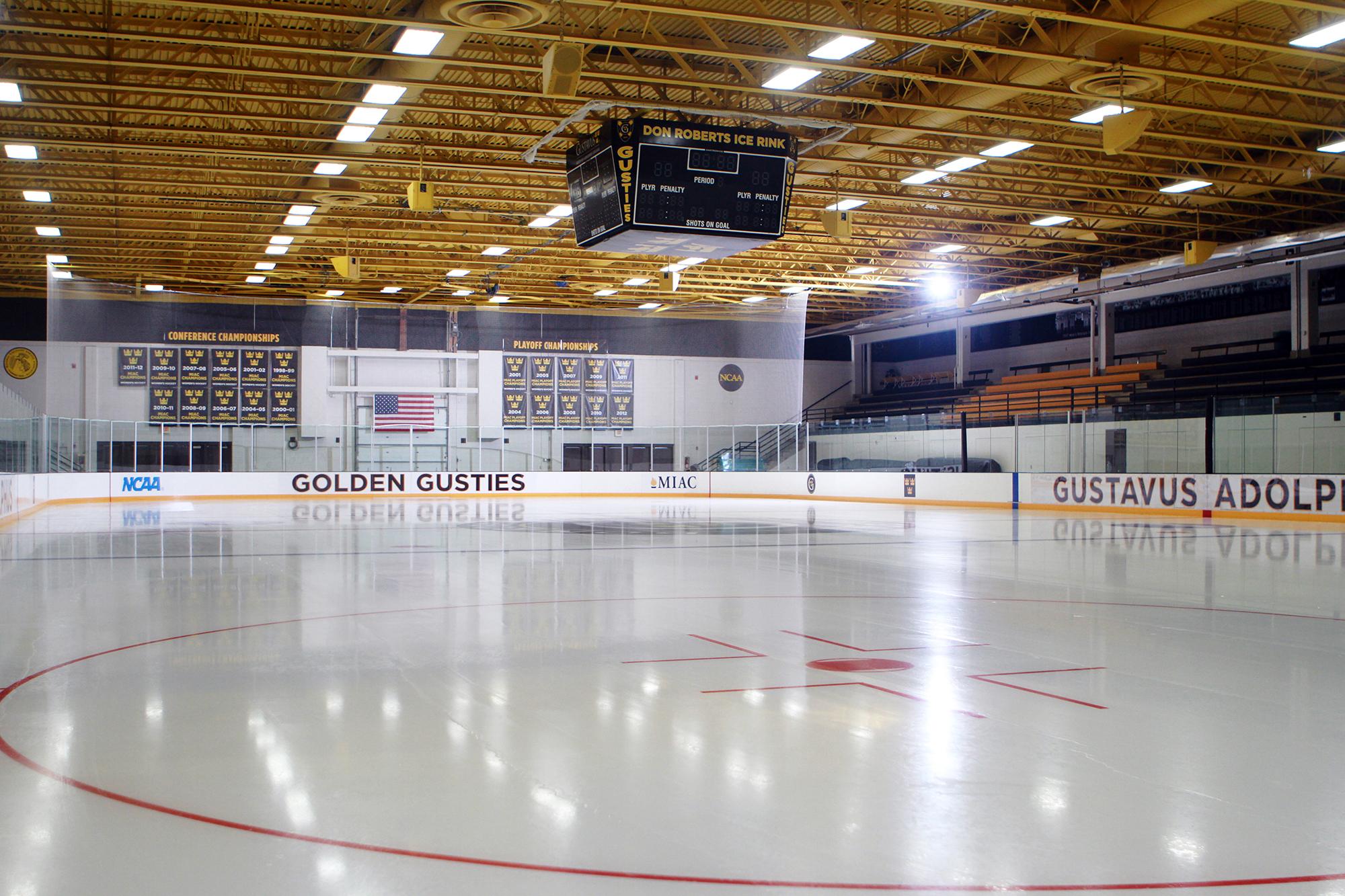 Don Roberts Arena