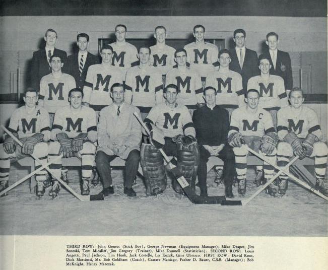 1957-58 OHA Junior A Season