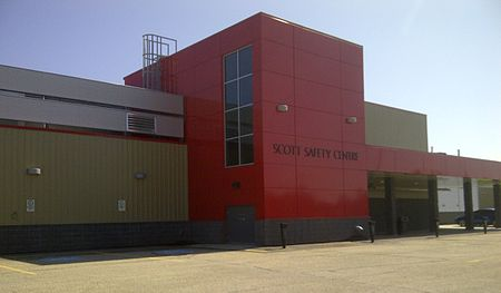 Scott Safety Centre