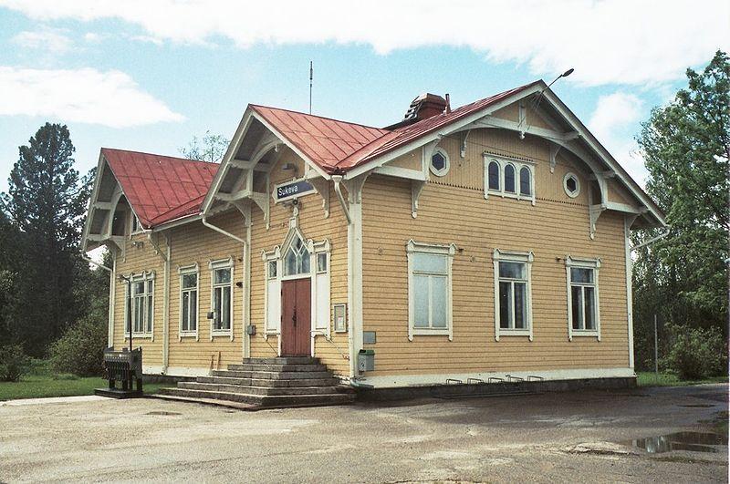 Sonkajärvi, Finland