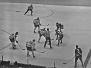 1964 NHL SCP Semi Final G 6 Montreal @ Toronto 4 7 1964