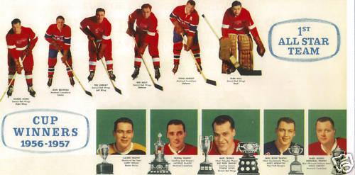 1956-57 NHL season