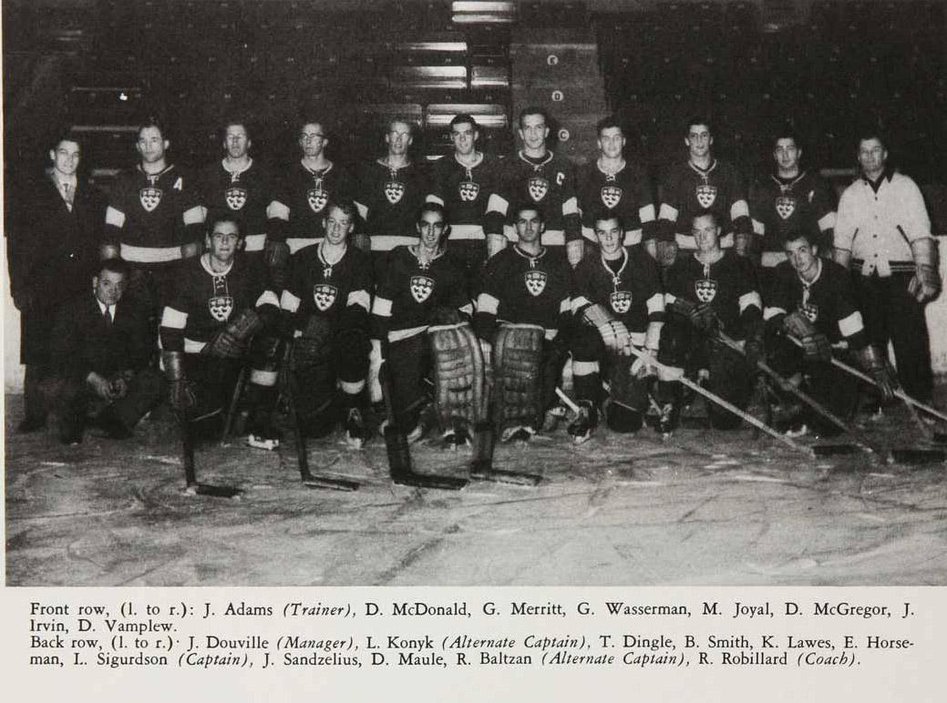1957-58 QOAA Season
