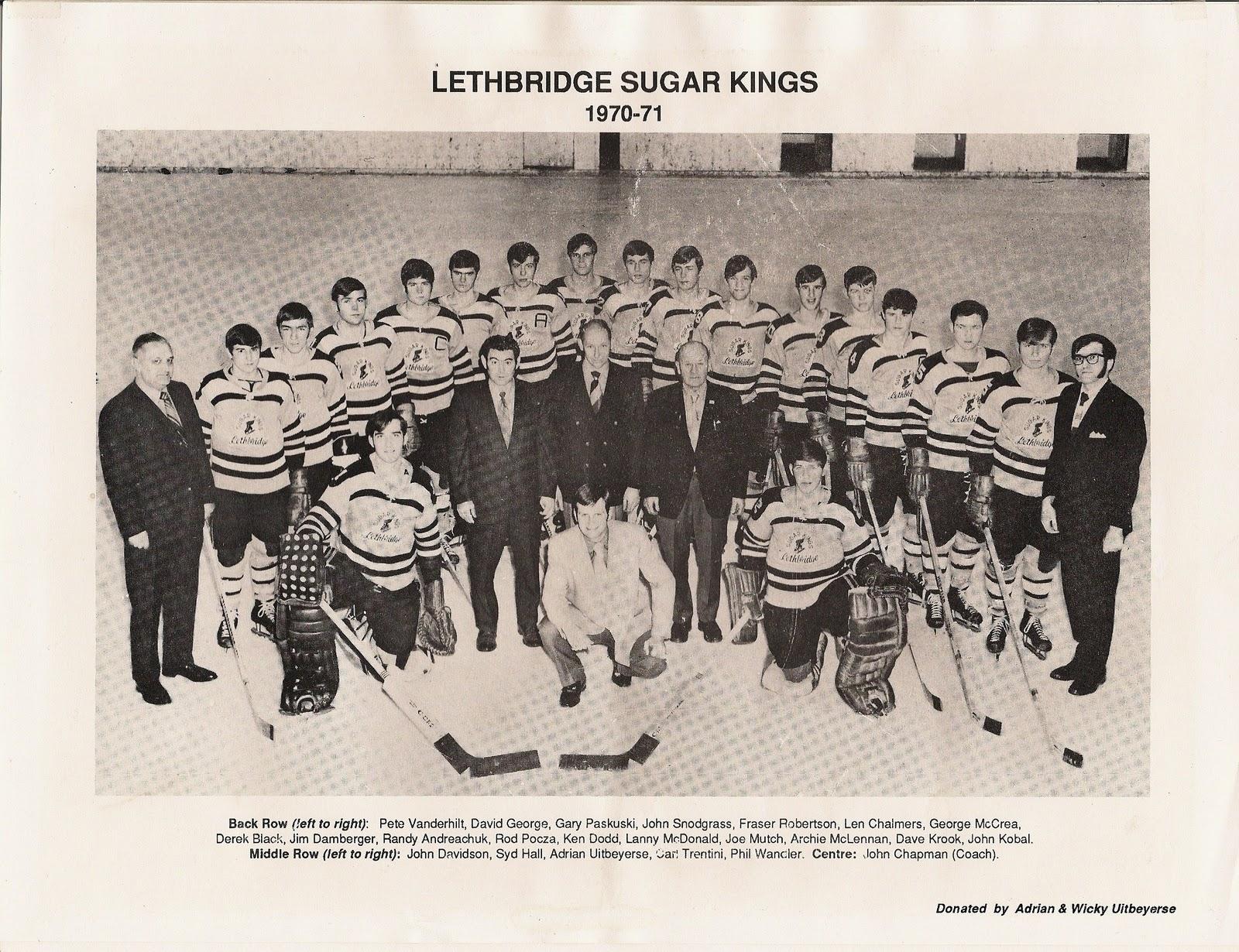 1970-71 AJHL Season