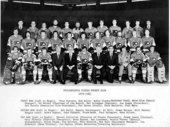 1979–80 Philadelphia Flyers season
