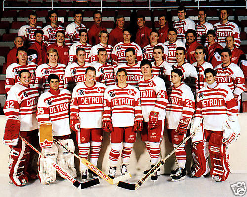 1991–92 Detroit Red Wings season