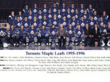 1995–96 Toronto Maple Leafs season