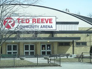 Ted Reeve Community Arena
