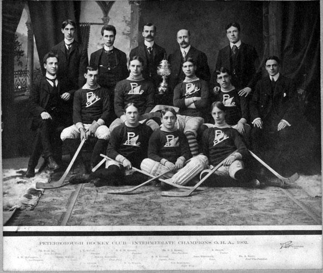 1901-02 OHA Intermediate Groups