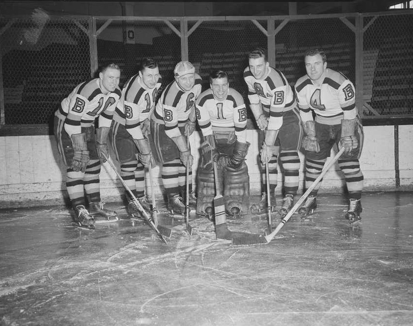 1947–48 Boston Bruins season