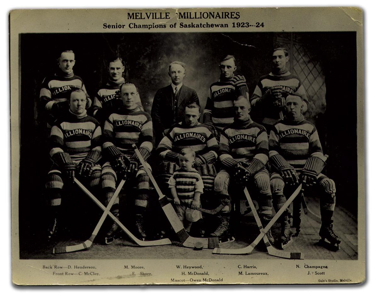 1923-24 Saskatchewan Senior Playoffs
