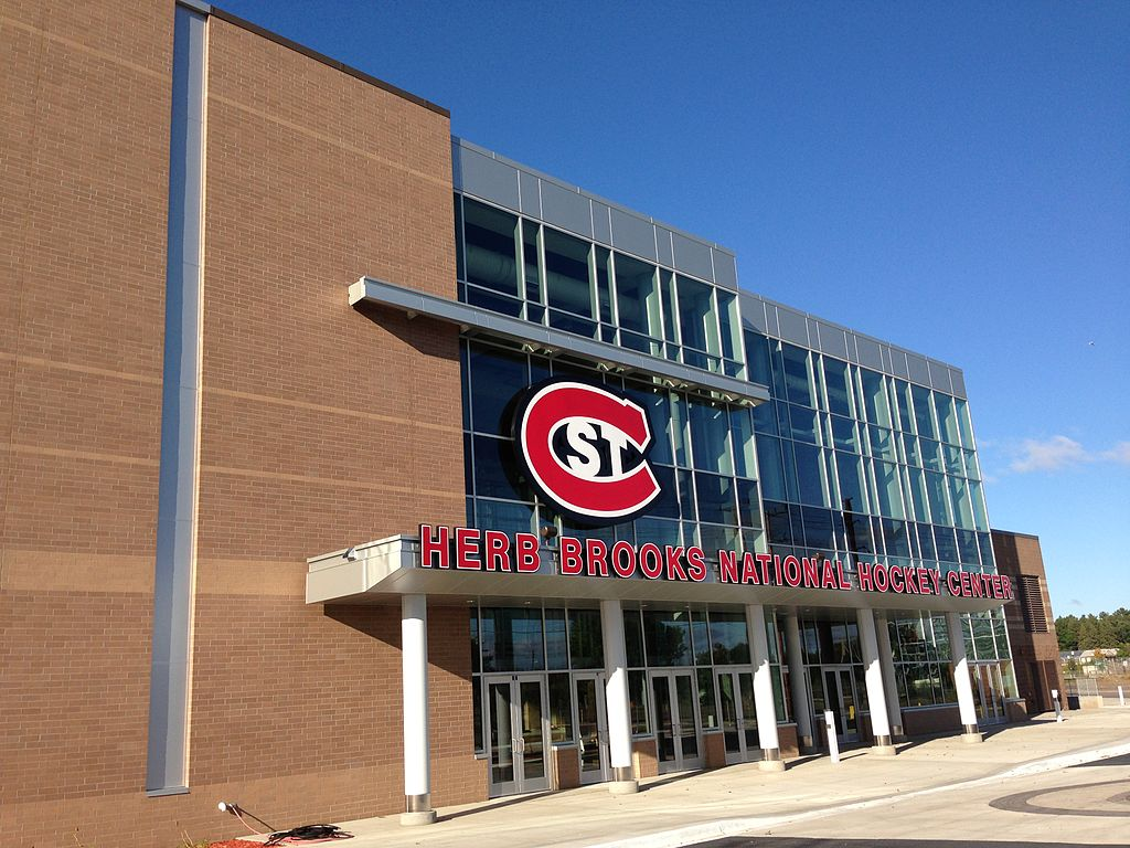 Herb Brooks National Hockey Center