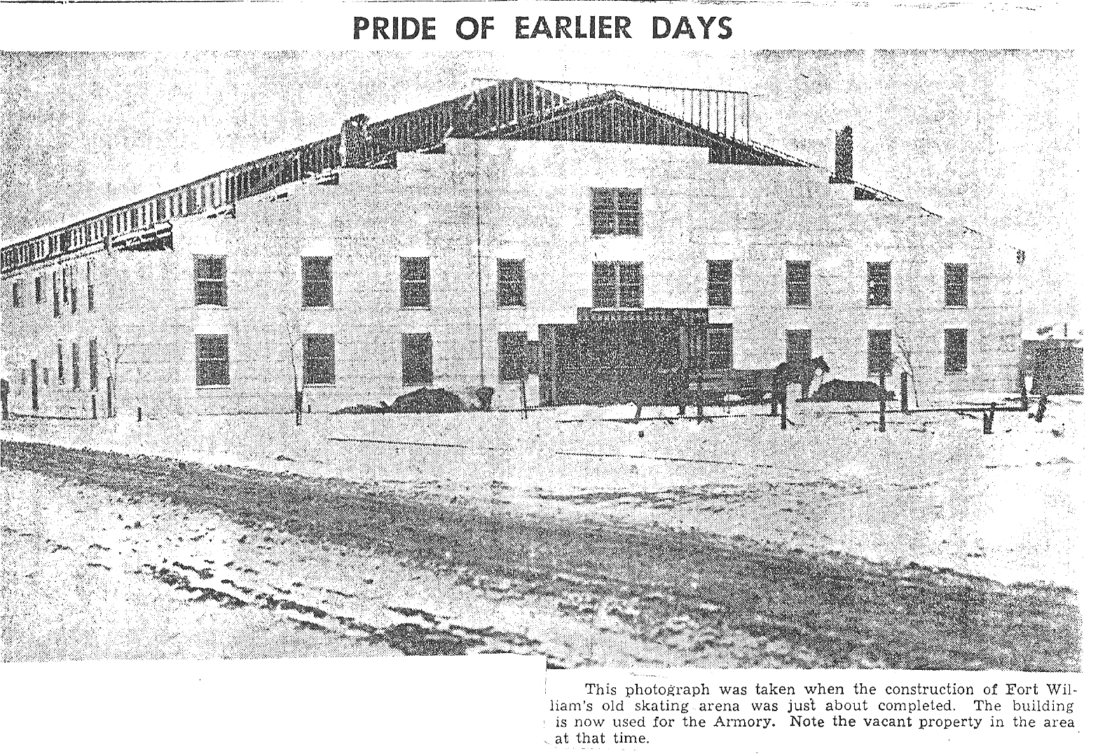 Prince of Wales Arena (Fort William)