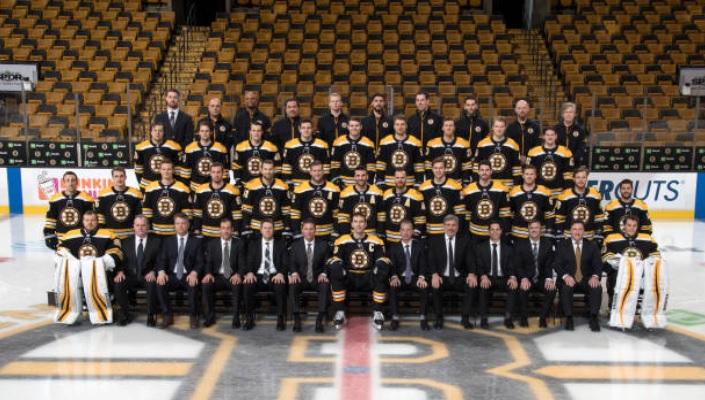 2017–18 Boston Bruins season