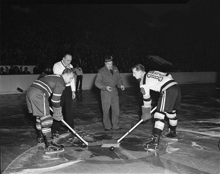 1945–46 Boston Bruins season