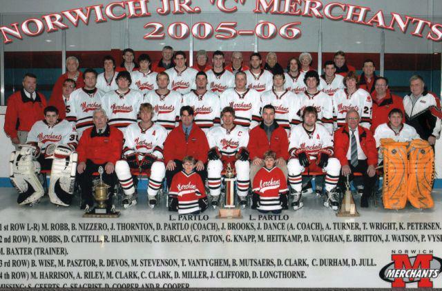 2005-06 NDJCHL Season