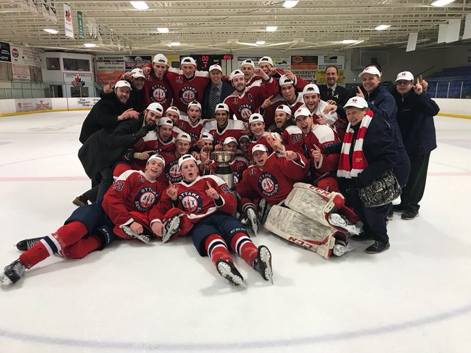 2017-18 CCHL Season