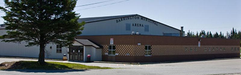 Sandy Wickens Memorial Arena