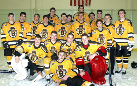 2005-06 EmpJHL Season