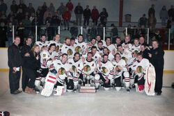 Lakefield Chiefs champions 2014