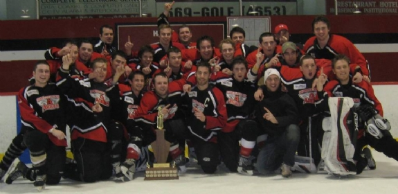 2010-11 PEIJHL Season
