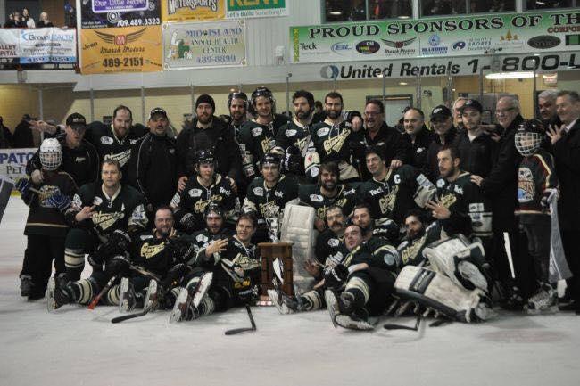 2015-16 CWSHL Season