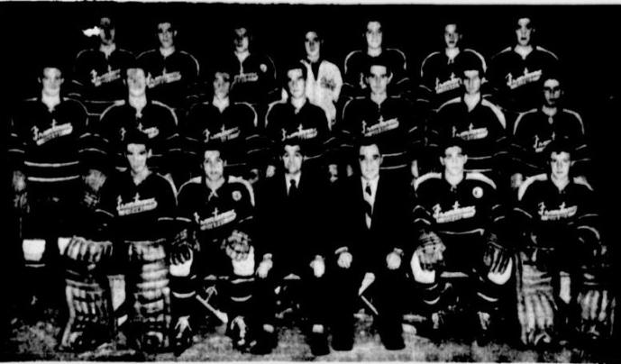 1953-54 Quebec Junior B Playoffs