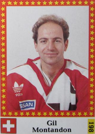 Gil Montandon