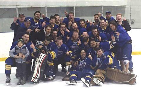 2015-16 Manitoba Senior Hockey League Season